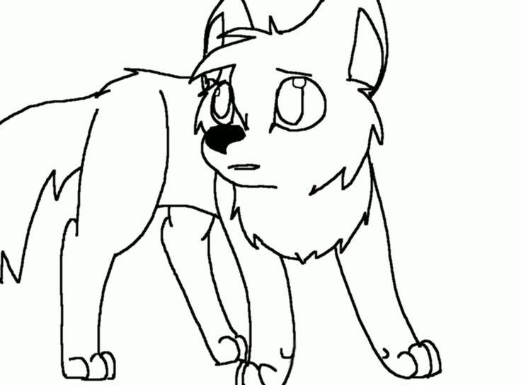 Cute Wolf Drawings | C...