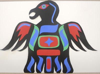 Pacific Northwest Coast Art: Crafts Paintings, Paintings Art, Native American Art, Northwest Coast, Art Ideas, Landscape Photography, Pacific Northwest, Paper Collage, Coast Art