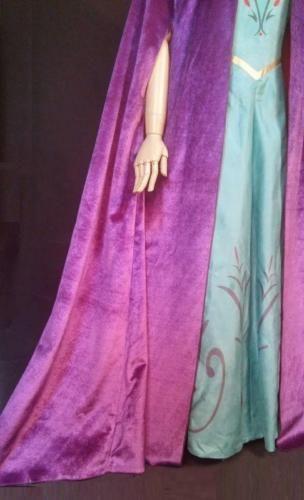 Elsa Coronation Dress Costume