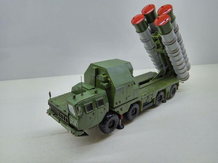 1/72 S-300PMU