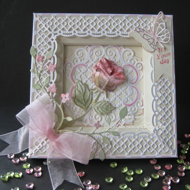 "pamscrafts: Frantic stamper ""Long stemmed rose""  2"