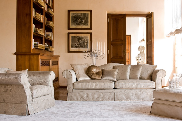 Hermitage - Classic Collection by Alberta Salotti