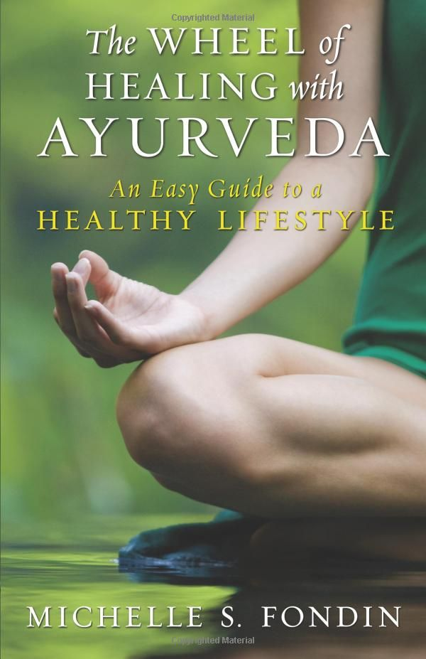 The Wheel of #Healing with #Ayurveda