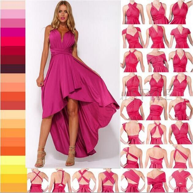 11-color-2016-summer-sexy-women-maxi-dress-red-bandage-long-dress-sexy-Multiway-Bridesmaids-Convertible