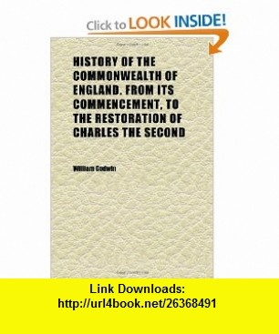 8 best torrents ebooks images on pinterest books commonwealth from its commencement to the restoration of charles the second volume 1 9781152297968 william godwin isbn 10 1152297961 isbn 13 978 1152297968 fandeluxe Images