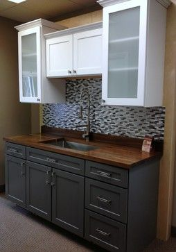 Home Show Display Modern Kitchen Cabinets Grand Rapids Direct Supply Inc