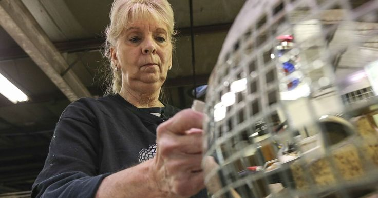 Yolanda, known as Yo Yo to her friends, has been constructing disco balls for Omega National Products for nearly 50 years.  She's made balls for Madonna, Kid Rock and Beyonce to name a few.             Yolanda Baker, who has been with Omega National Products for 48 years,...