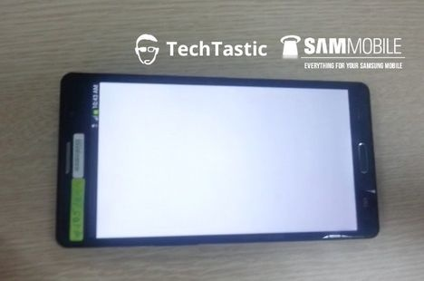 Now the first Samsung GALAXY Note 3 leak has surfaced on the Internet, the Samsung GALAXY Note 3 will be officially unveiled at the IFA in early September