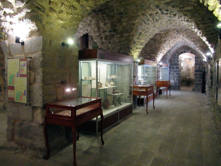 The Dar As-Saraya Museum in Irbid is one of the most important archaeological museums in Jordan.