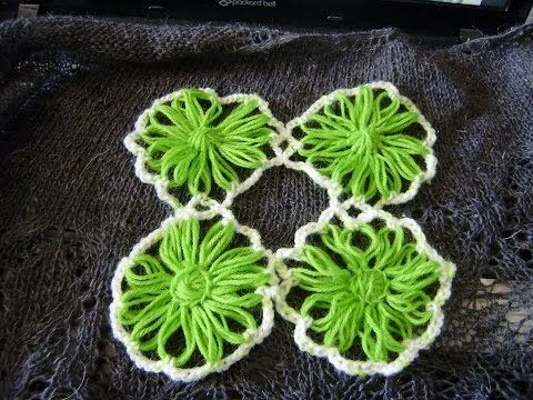 Вязание на тенерифе Knitting in Tenerife Вяжем с Людмилой Тен - YouTube
