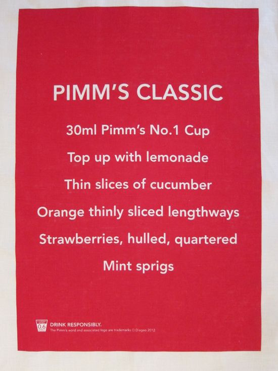 Cocktail Friday – Pimm's Classic