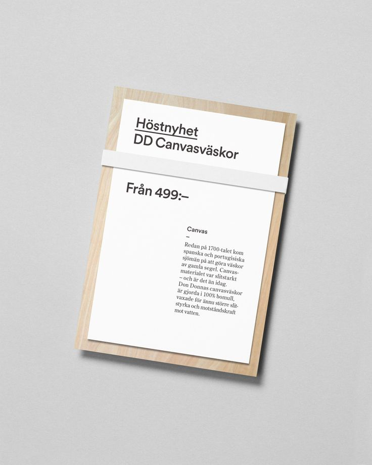 Brand identity and product card for Scandinavian retailer, bag and travel specialist A-TO-B by Stockholm Design Lab
