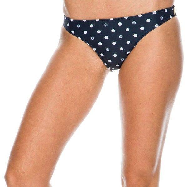 Stussy Tahiti Rouched Bikini Bottom ($50) ❤ liked on Polyvore featuring swimwear, bikinis, bikini bottoms, blue, ruched swimwear, scrunch swimwear, scrunch bikini bottoms, ruched bikini bottom and scrunch bottom bikini