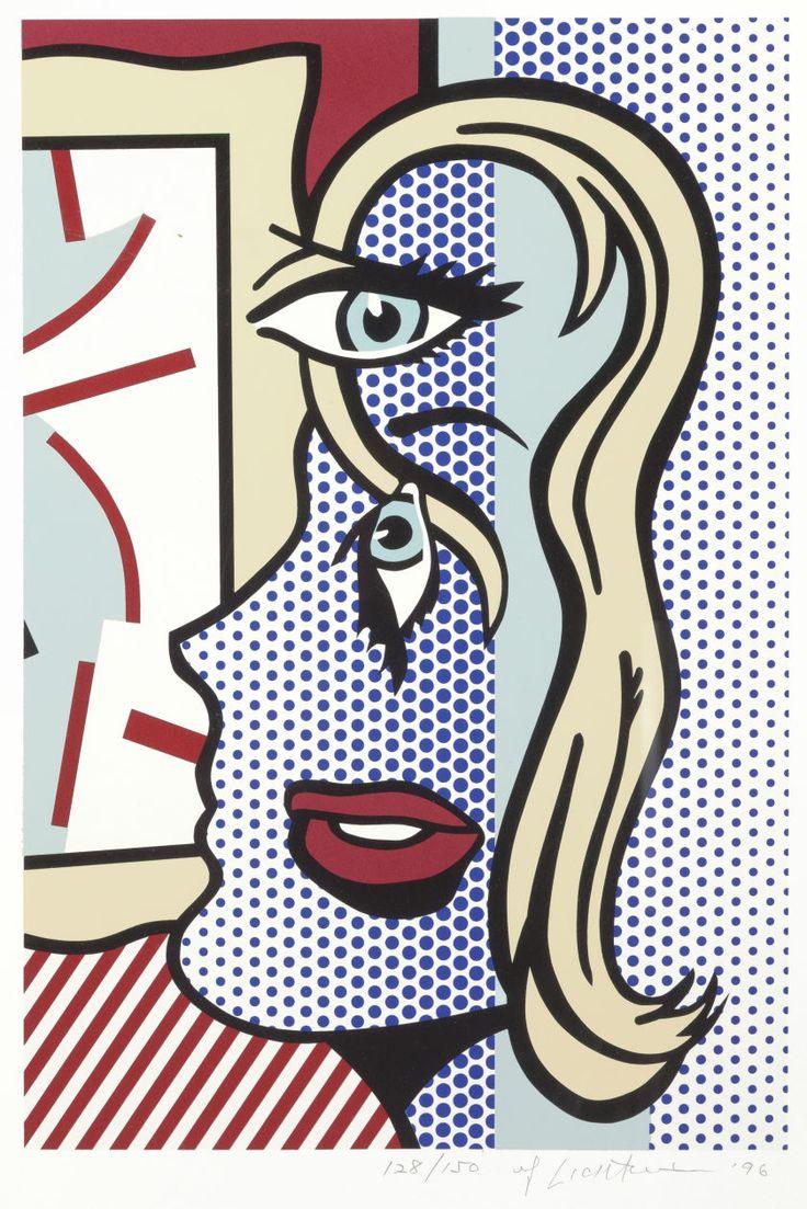 Roy Lichtenstein - Art Critic (1996)