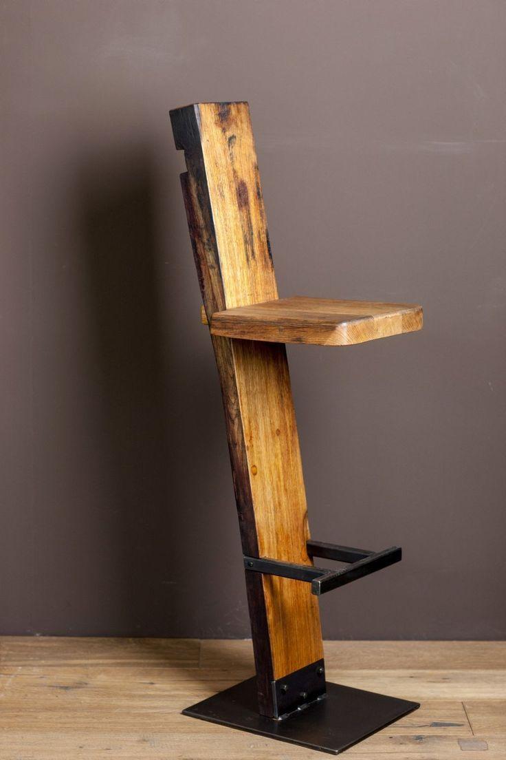 Barhocker aus Holz selbermachen – Sicherlich machb…