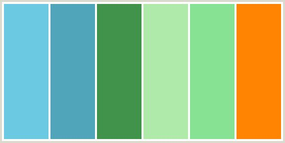 color combo to use, love the teal!