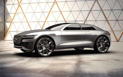 Audi Q4 e-tron concept will make you dream about the future