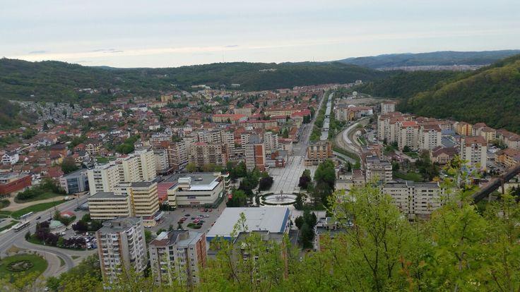 Reșița, Romania, Panorama