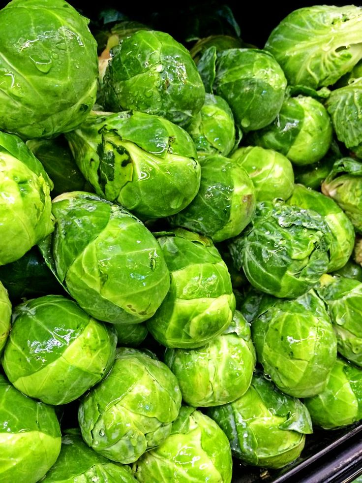 Roasted Brussels Sprouts6