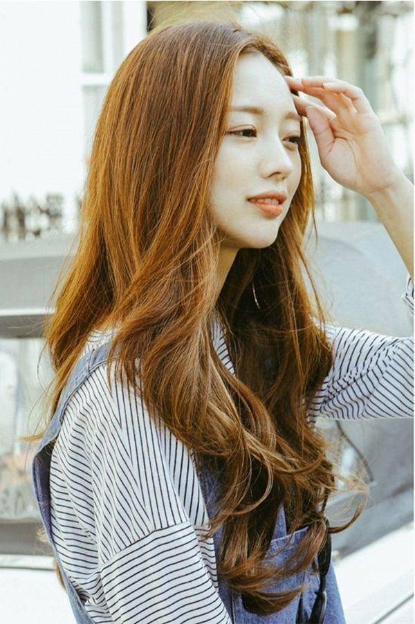 40 Cute Korean Haircuts For Long Hair Style Asians In 2020 Korean Hairstyle Korean Hairstyle Long Hair Style Korea