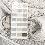 Colour choosing for new Styling Photo Studio StuccoChalk paint walls from lauthentiquenl paints colour chart Lets see what kind of wall magic are cominglauthentiquepaints stucco chalkpaint newwalls colourchart tellmemoreblanket bypias paulinaarcklinstylist photographer fotografomilano milano milan italia italy