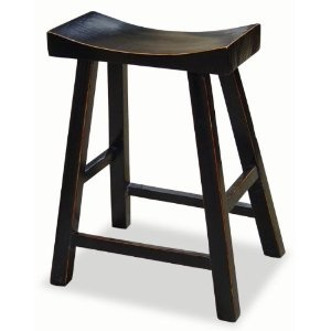 Asian Zen Bar Stool