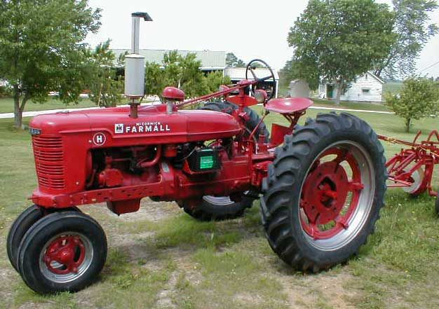 Seat For Farmall Tractor : Best images about farmall h on pinterest models