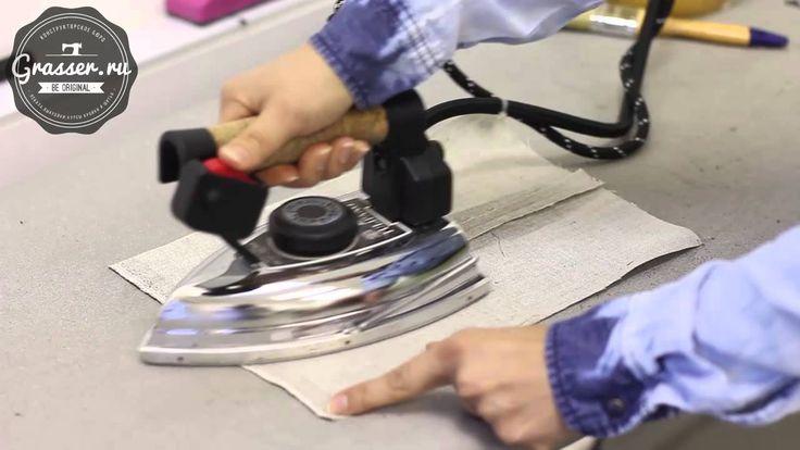 Доп. приспособления для утюжки. Своими руками. Обучение кройке и шитью о...
