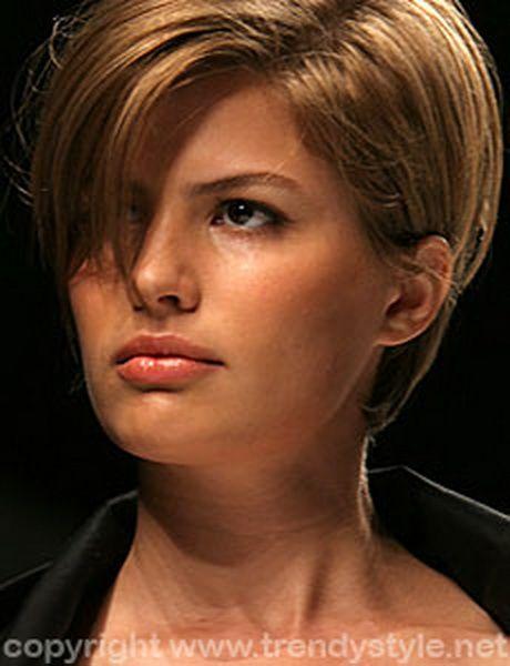 Afbeeldingsresultaat voor kapsel voor rond gezicht