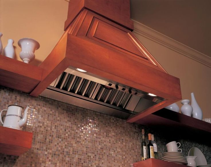 Kitchen Range Hood Inserts