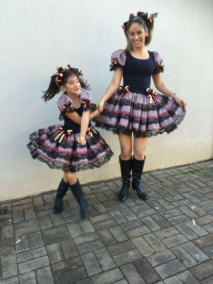 Vestido tal mãe tal filha!!!!