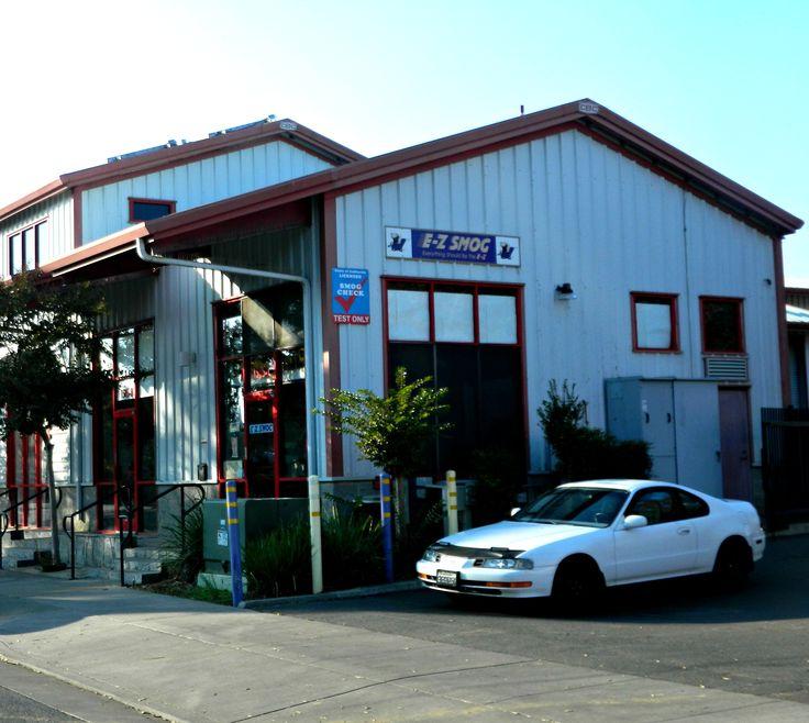E-Z Smog - Emissions Testing Center - 1505 5th St., Davis, CA 95616; 530-756-3279; Hours of Business: Monday thru Friday: 8:00 am to 5:30 pm; Saturday: 9:00 am to 3:00 pm; Sunday: 9:00 am to 2:00 pm