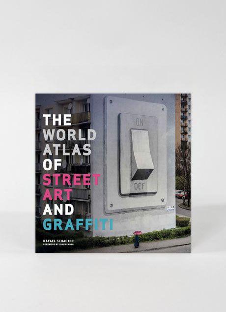Bøger og magasiner - The World Atlas of Street Art, Bog