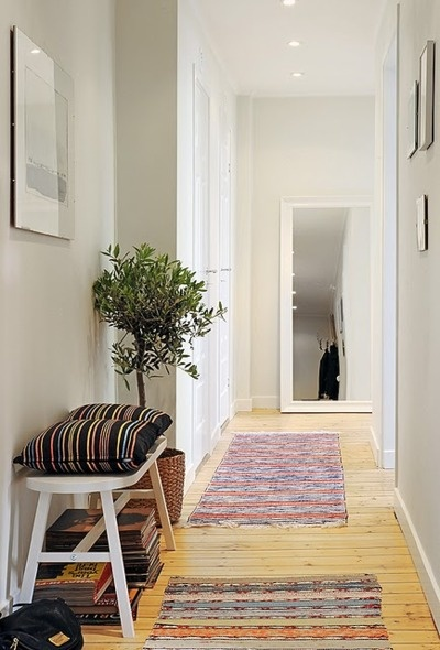 166 best Couloir images on Pinterest | Live, Stairs and Hallways