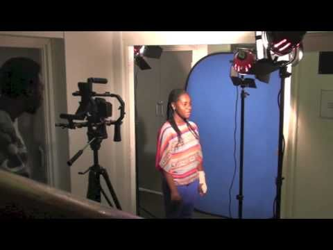 Y&T Teens - Behind the scenes: The making of a Music Video for The Rights of The Child - Tower Hamlets Youth Opportunity Fund.