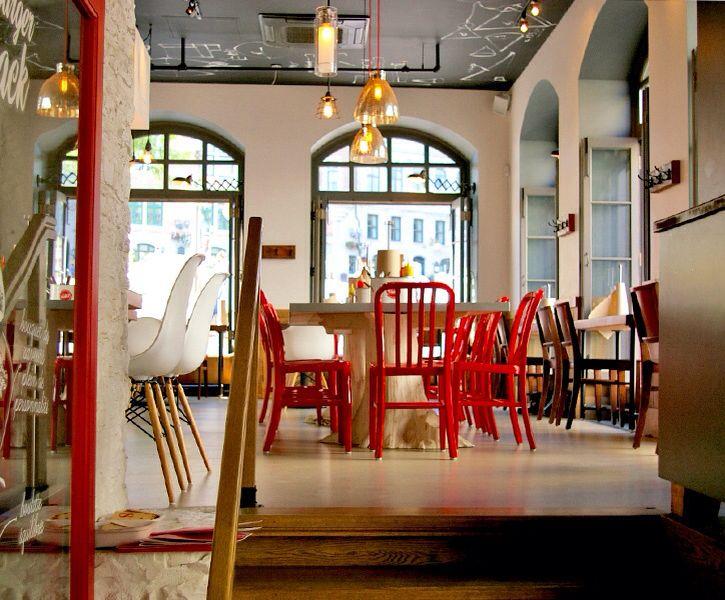 Restaurant Qubec InnenarchitekturCaf InterieurRestaurant InnenrumeRestaurant Interior DesignRote