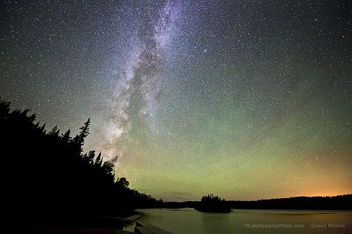 Incredible video of the Northern Lights in Michigan
