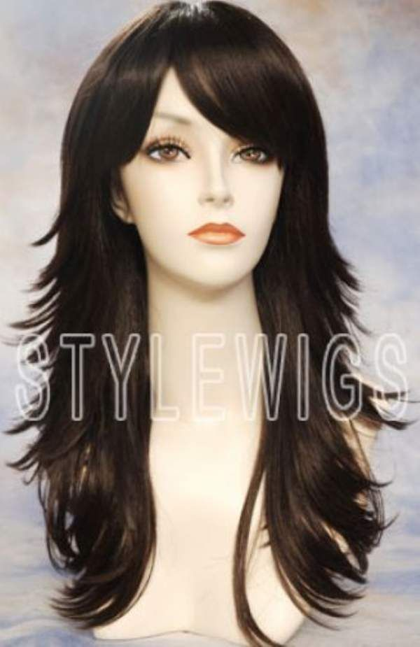 Pin On Long Hair Styles With Layers