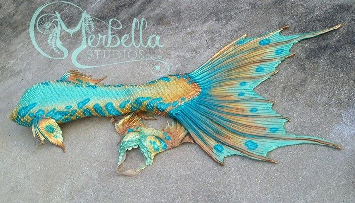The Aries Witch ♈ merbella studios inc silicone mermaid tails, tops and accessories