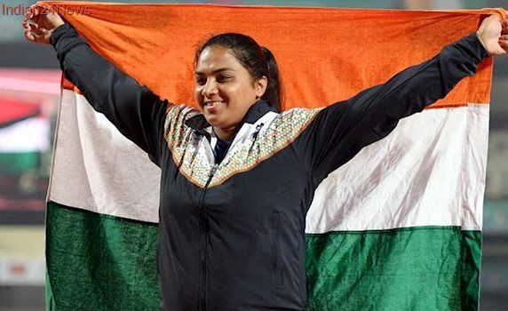 Asian Athletics Championships: We are now training from our pocket and it is hard, says shot put gold medallist Manpreet Kaur