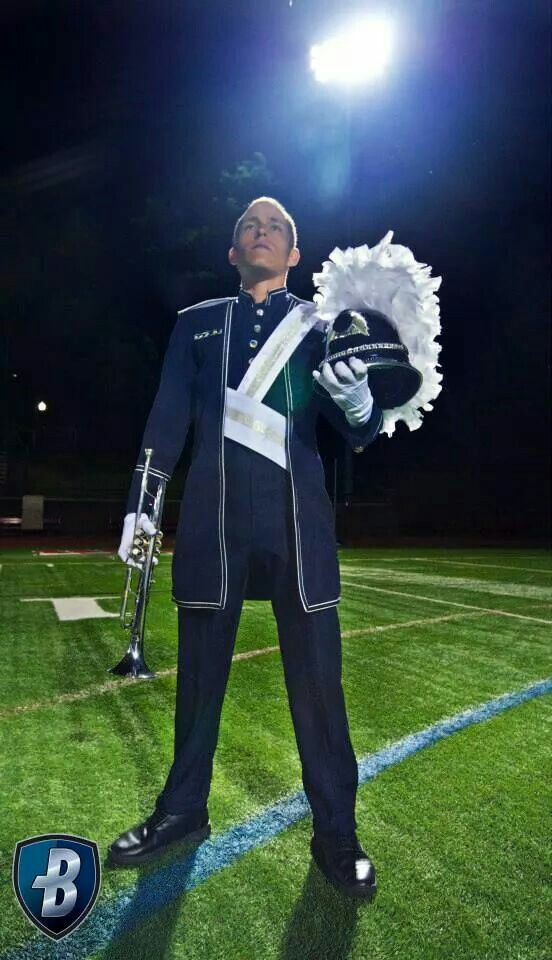 2014 Bluecoats. I just adore these uniforms...