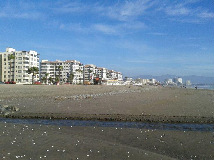 Playa La Serena - CHILE