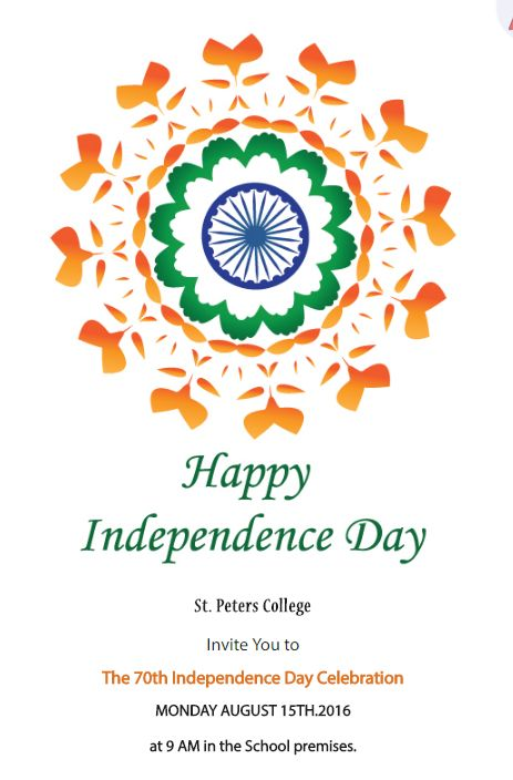 best n independence day e cards images  college gather theme independence day invitation