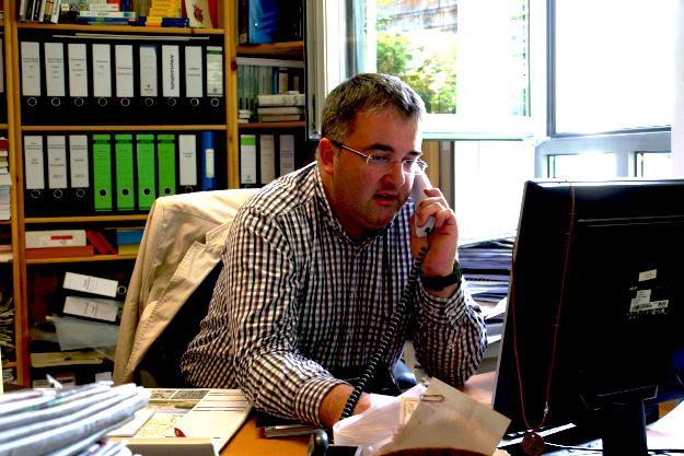 """Im Gespräch mit HAMCHA erklärt der """"schwarze Grüne"""" und Bürgermeister von Bayerisch Eisenstein, was Kommunalpolitik im """"Erlebnisdreieck"""" zwischen Arber, Nationalpark und Tschechien bedeutet."""