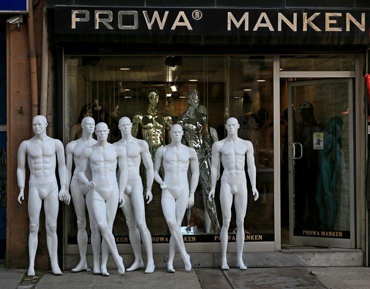 Turkey - Istanbul (Turcja, Stanbuł) #Istanbul  - Mannequins, Manekiny - blog http://malypodroznik.pl/swiat/turcja2014/tur14_blog00.htm
