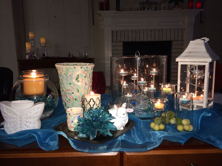 17 best images about partylite candles decorating ideas on for Partylite dekoration