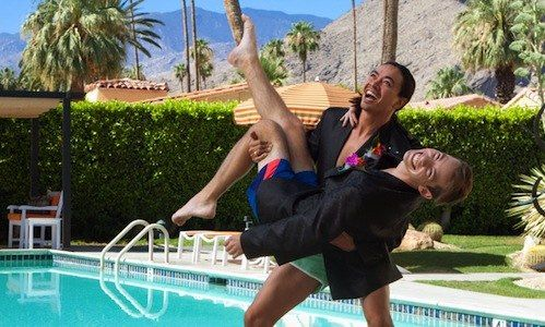 gay couples on vacation - Google Search