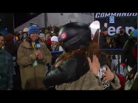Winter X Games 2012: Shaun White's Perfect 100 Score