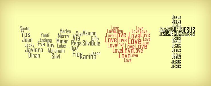 We Love Jesus