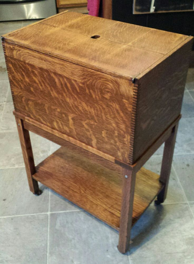 Refinished Antique Tiger Oak Filing Cabinet · Filing CabinetsCountry RoadsHome  ...